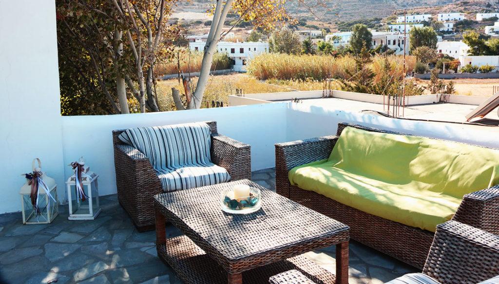 Relax in our beautiful verandas